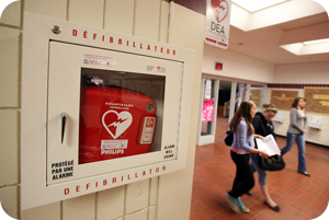 Automated External Defibrillators in Public Places