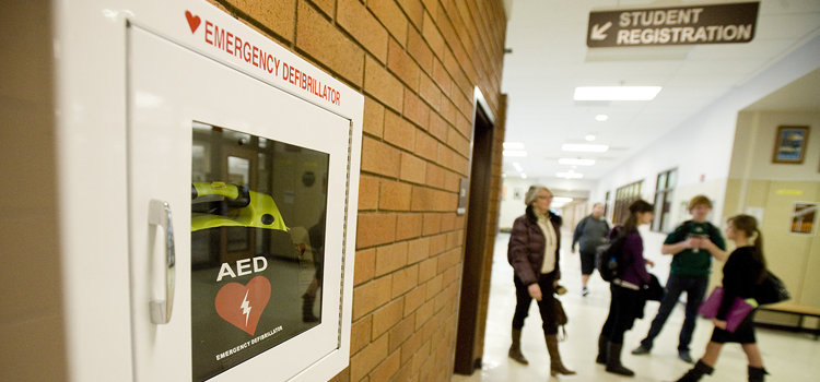 What is an Automated External Defibrillator AED