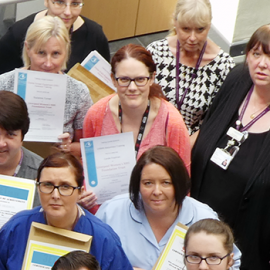 Health & Safety delivered at Liverpool Women's Hospital