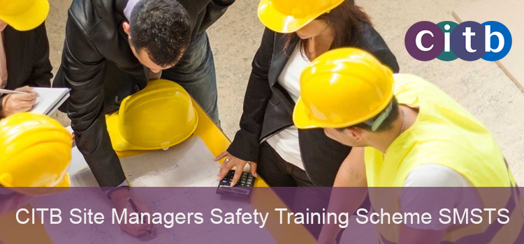 CITB Site Managers Safety Training Scheme SMSTS Delivered in Liverpool at our training centre