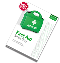 First Aid Training Prescot - Free Emergency First Aid at Work manual for every delegate attending this course