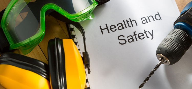 Health and Safety training courses North West
