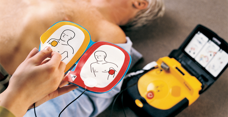 Must you train staff to use an Automated External Defibrillator