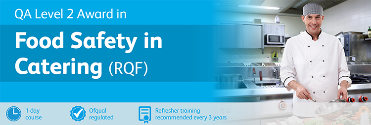 Food Safety in Catering Training in Liverpool, Manchester and across North Wales